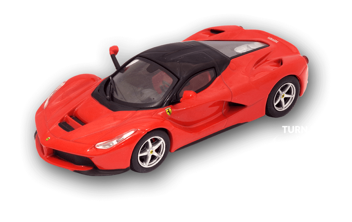 Supercars - The world's greatest cars in miniature
